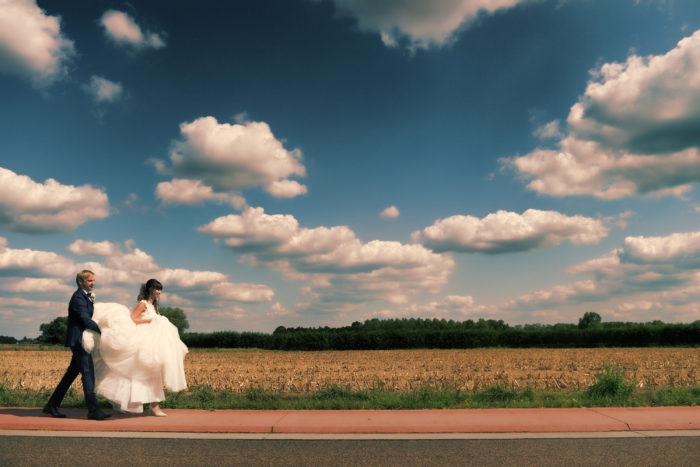 Huwelijksfotograaf Maakt Spontane Trouwfoto