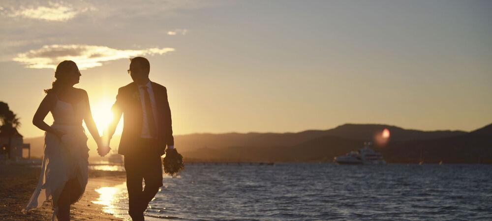 Trouwen In Frankrijk Huwelijksfotograaf En Trouwfotograaf
